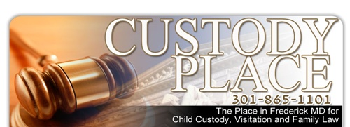 Child Custody Lawyer Frederick Md
